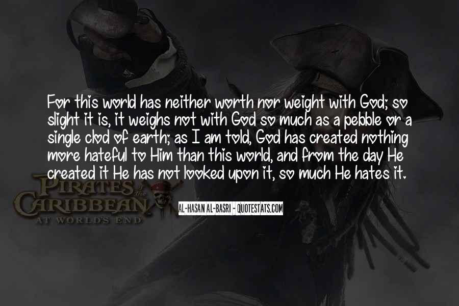 God Hates Us Quotes #411511