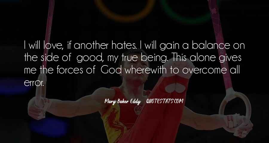 God Hates Us Quotes #438667