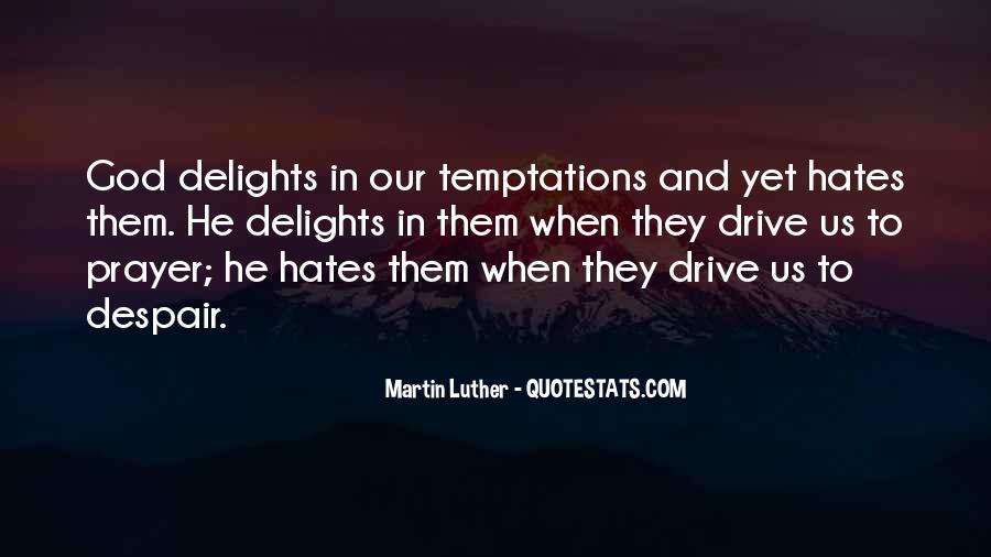 God Hates Us Quotes #580931