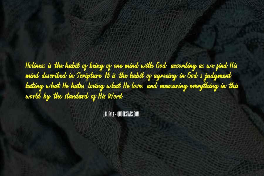 God Hates Us Quotes #689942