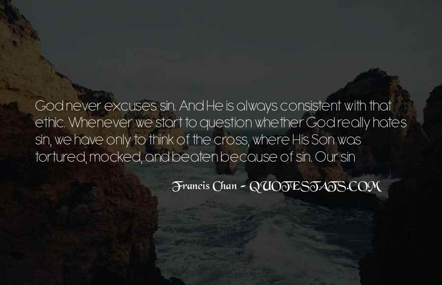 God Hates Us Quotes #724591