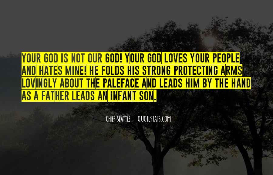 God Hates Us Quotes #725472