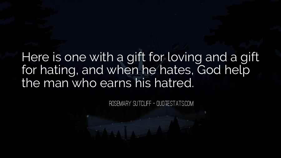 God Hates Us Quotes #751267