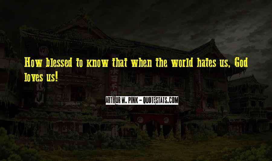 God Hates Us Quotes #776122