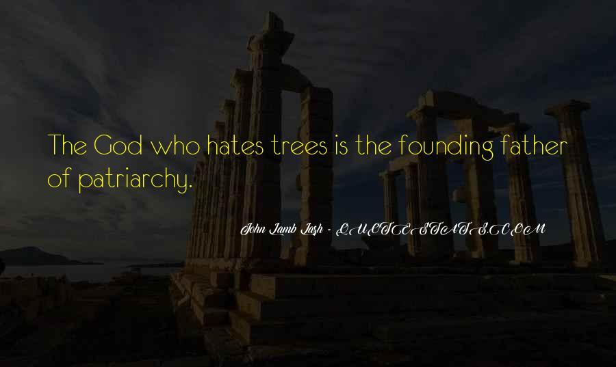 God Hates Us Quotes #780882