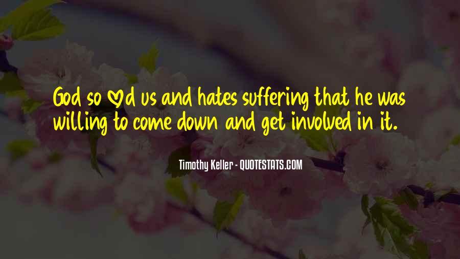 God Hates Us Quotes #796092