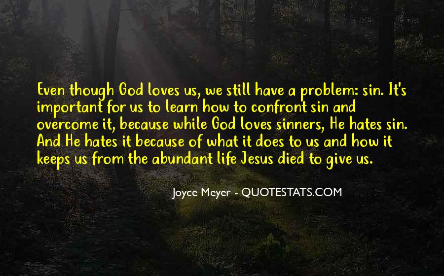 God Hates Us Quotes #808388