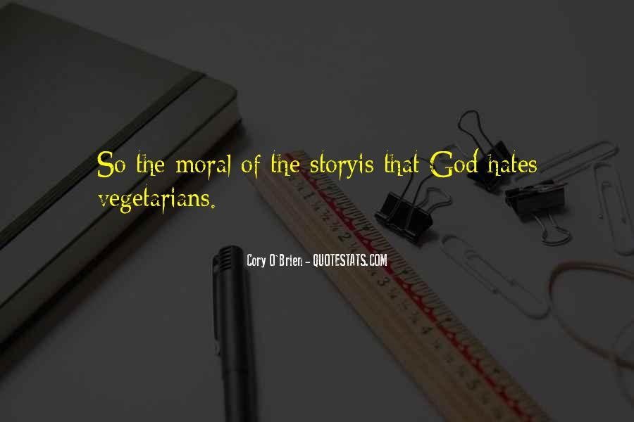 God Hates Us Quotes #81608