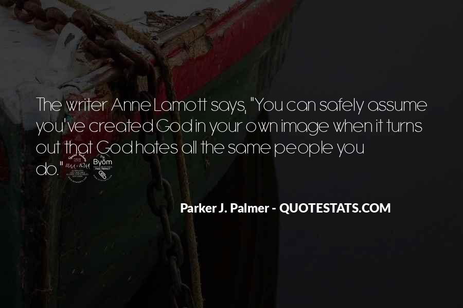 God Hates Us Quotes #823391