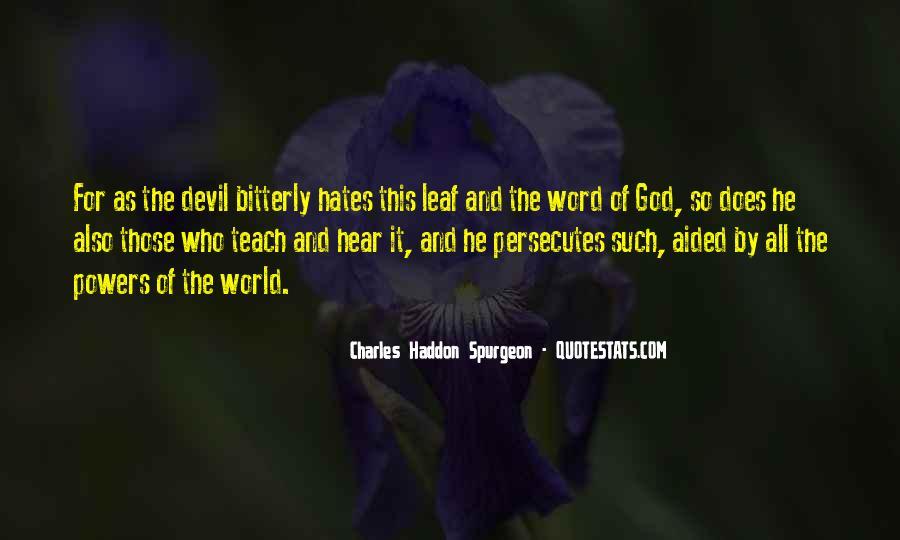 God Hates Us Quotes #937280