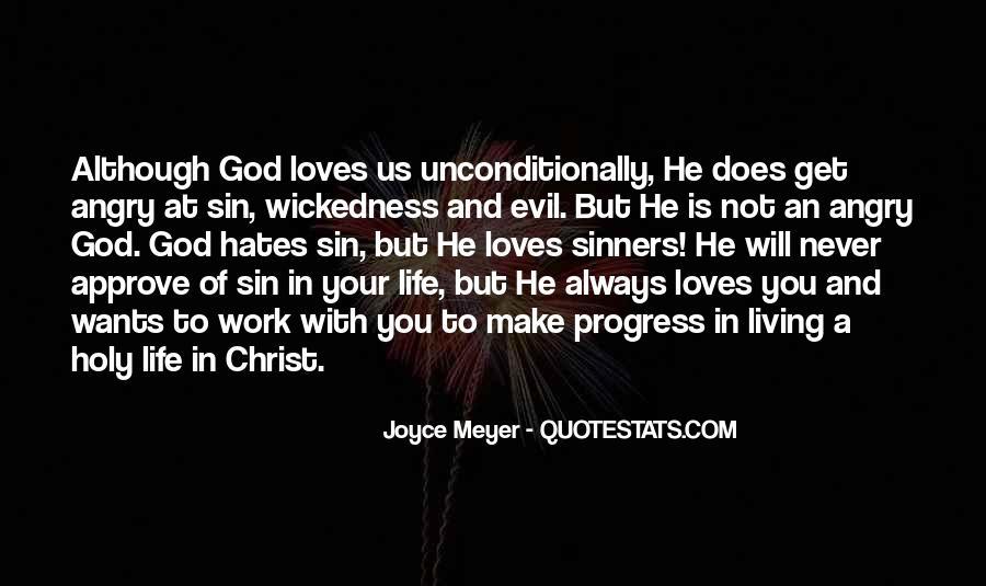 God Hates Us Quotes #977299
