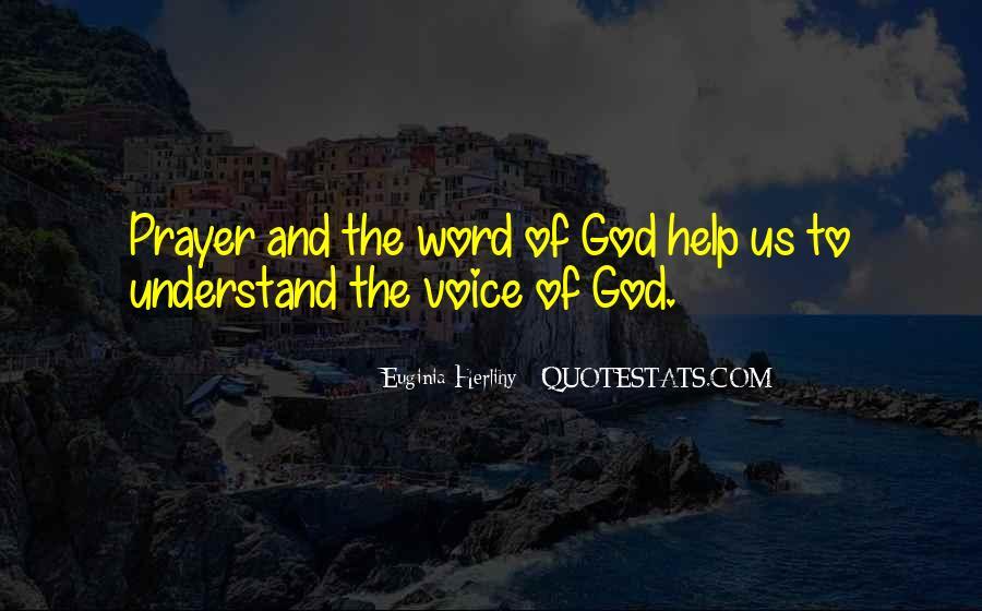 God Help Me Understand Quotes #1716434