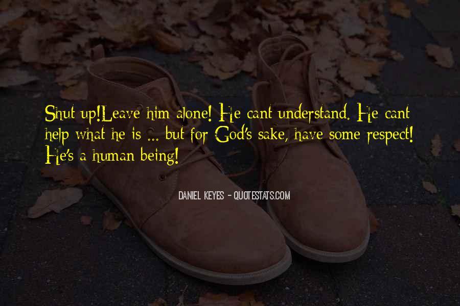 God Help Me Understand Quotes #715610