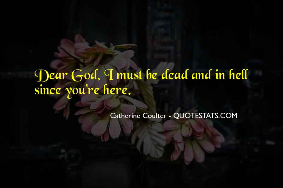 God Here Quotes #149813