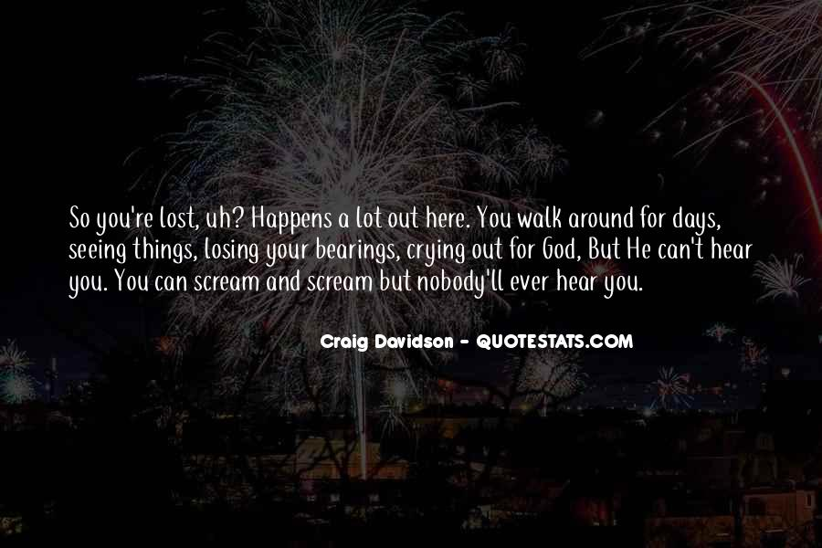 God Here Quotes #150670