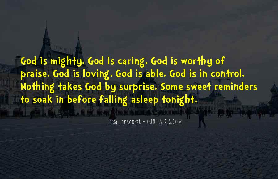 God In Control Quotes #481211
