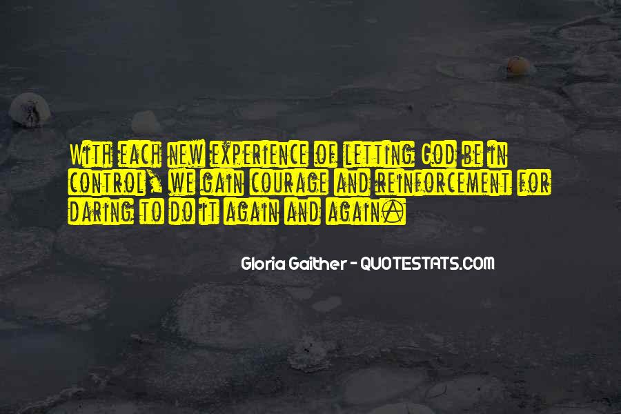 God In Control Quotes #59813