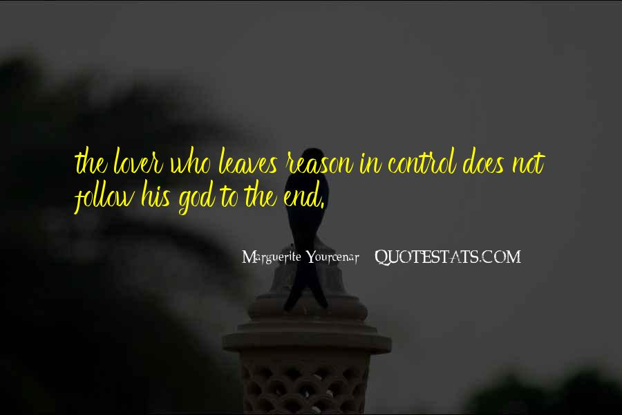 God In Control Quotes #610819