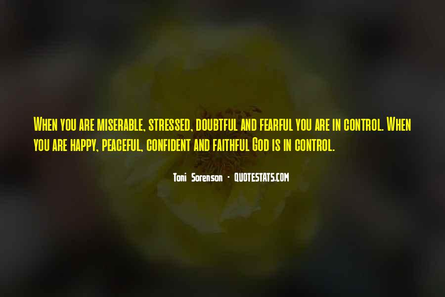 God In Control Quotes #750337