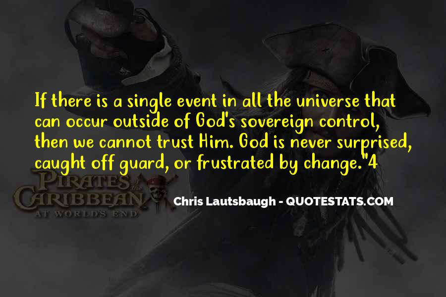 God In Control Quotes #751369