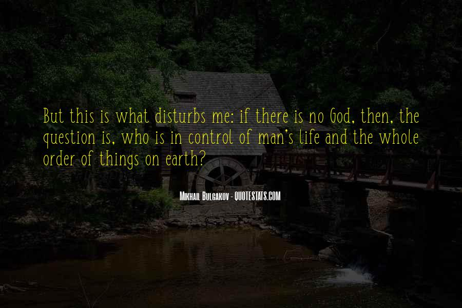 God In Control Quotes #920339