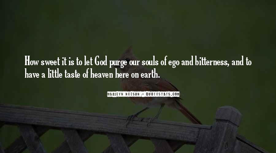 God Is Here Quotes #120836