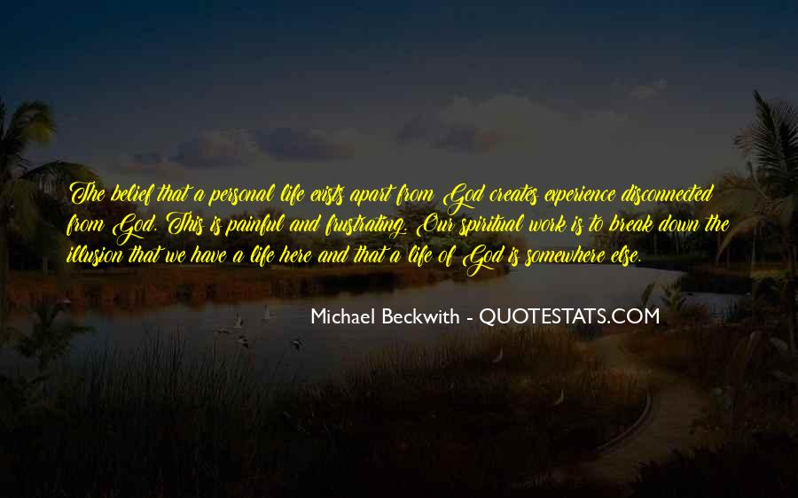 God Is Here Quotes #124451