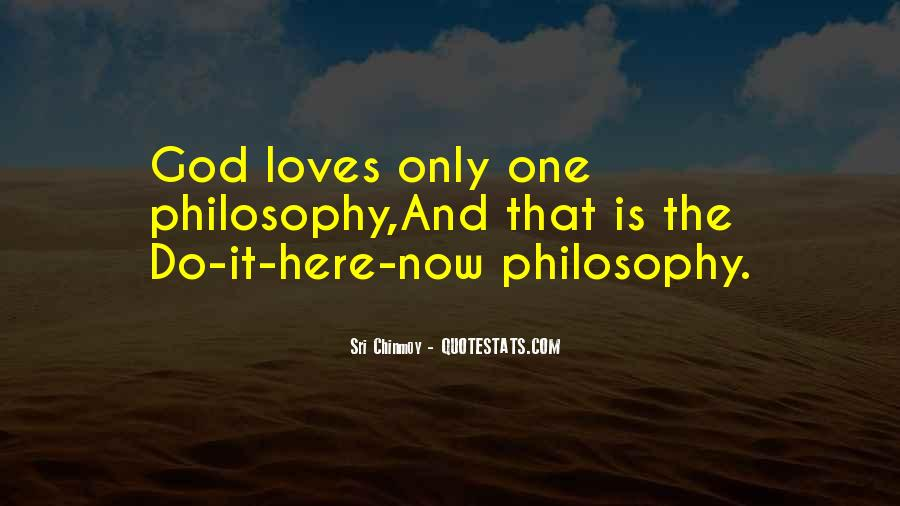 God Is Here Quotes #192817