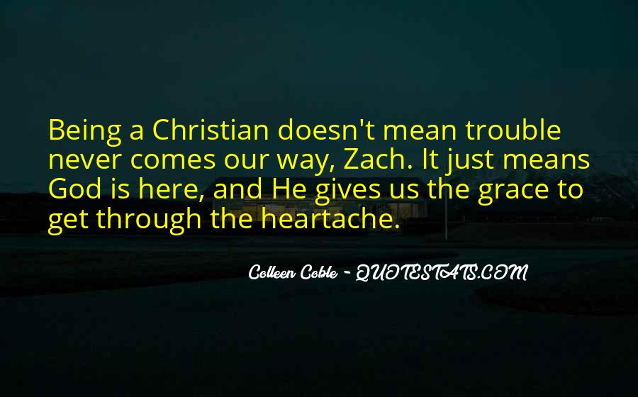 God Is Here Quotes #202507