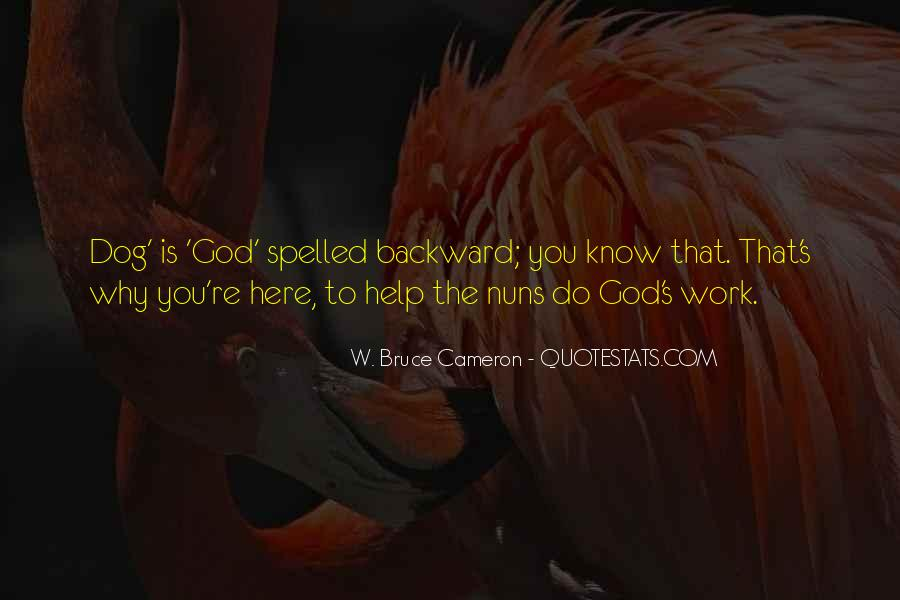 God Is Here Quotes #313549
