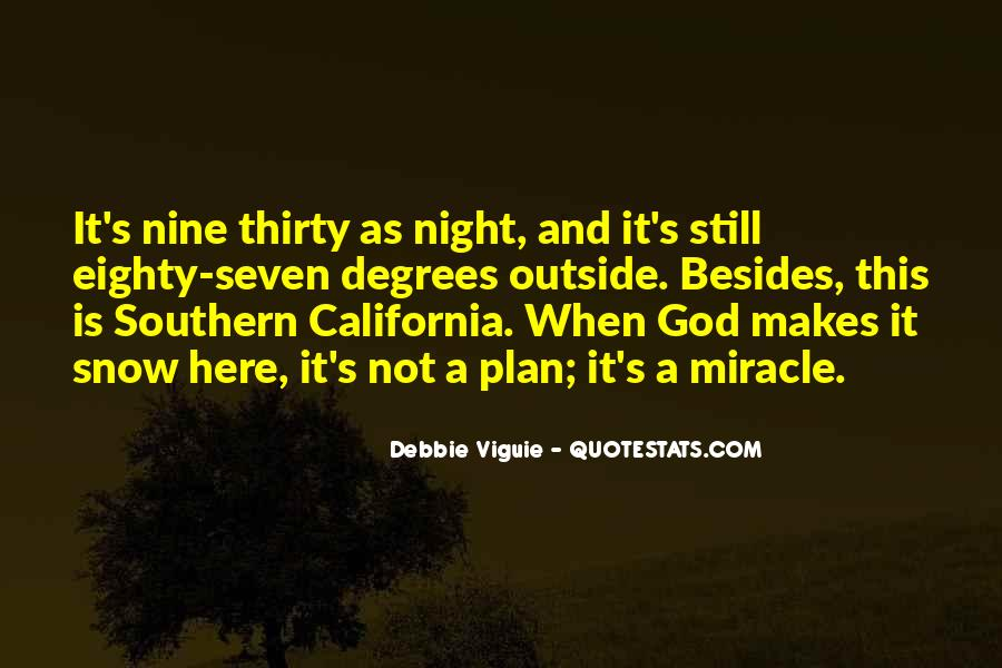 God Is Here Quotes #62157