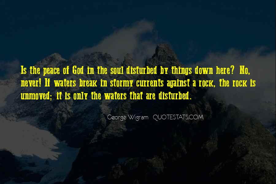 God Is Here Quotes #66601