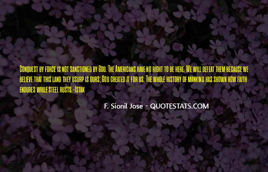 God Is Here Quotes #6989