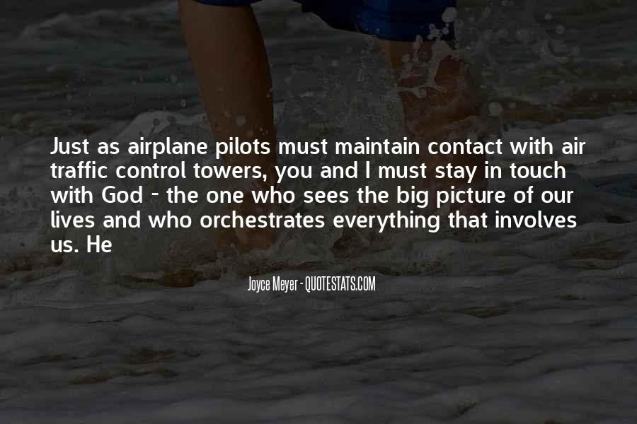 God Is In Control Of Everything Quotes #81894