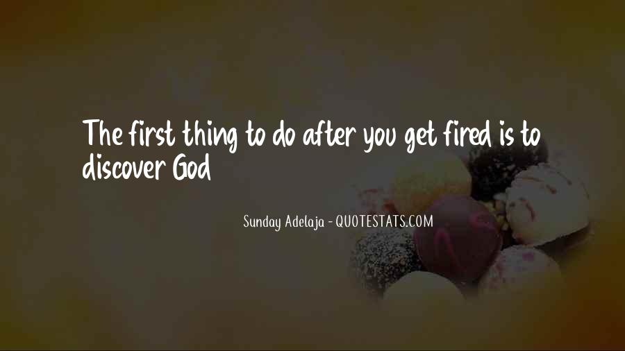 God Is My First Love Quotes #103839