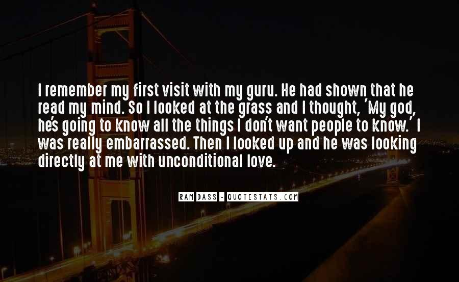 God Is My First Love Quotes #23099