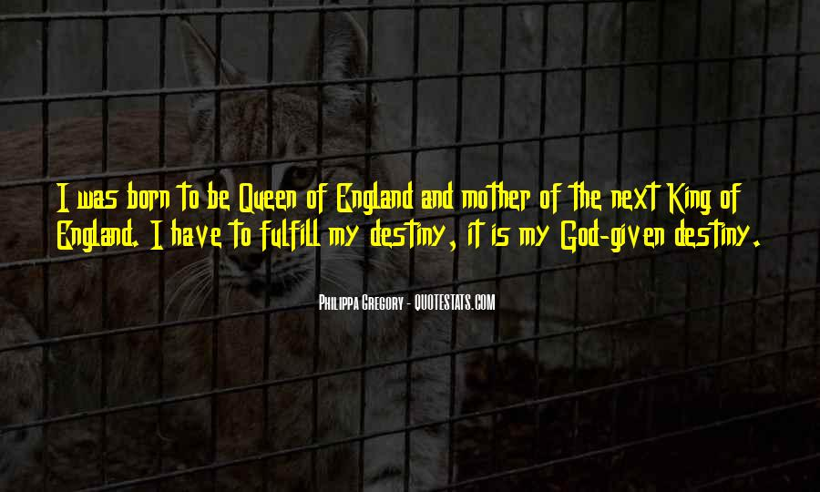 God Is My King Quotes #984793