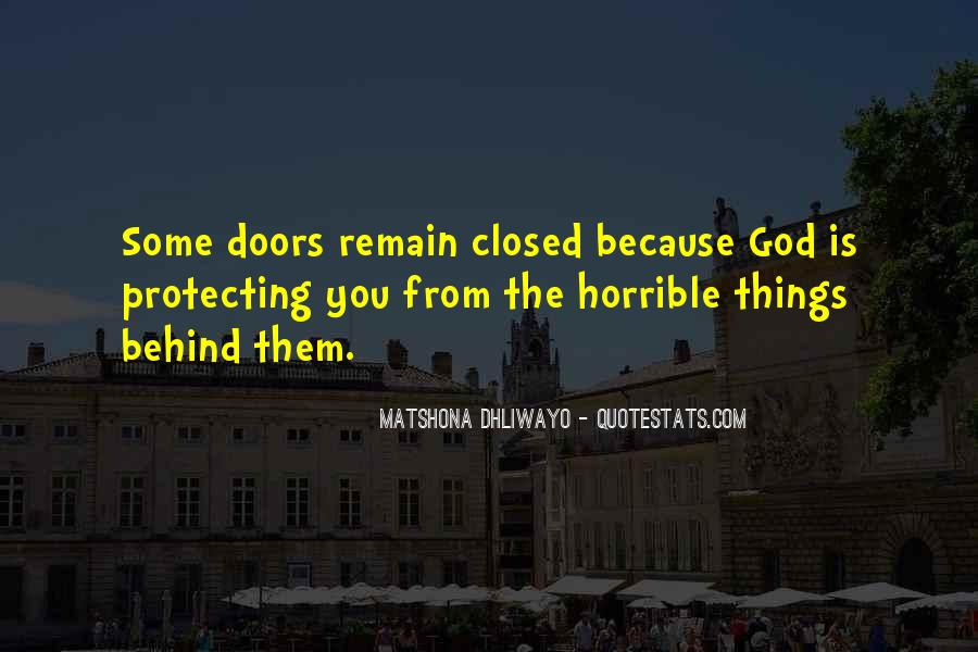 God Is Quotes #2042