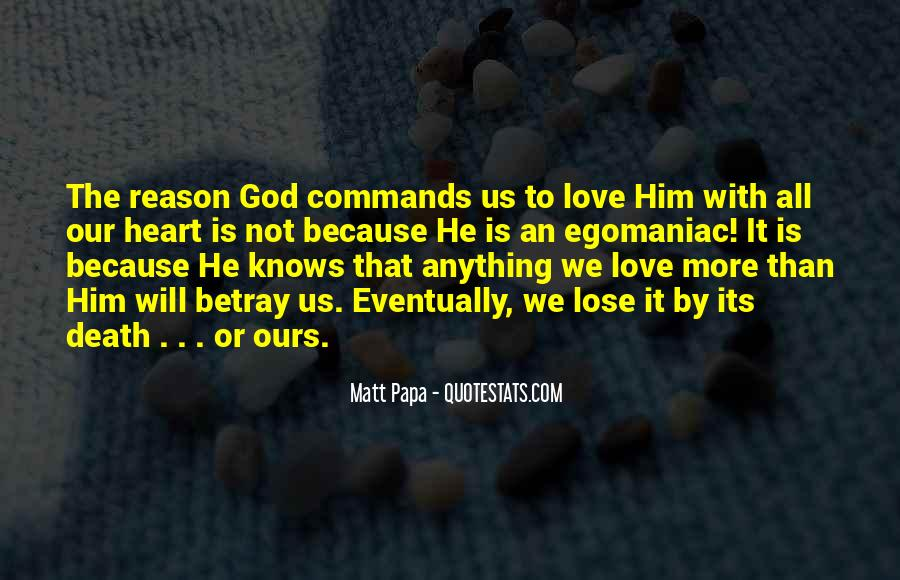 God Is Quotes #2102