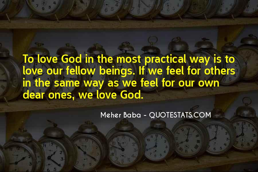 God Is Quotes #2710