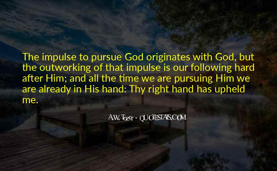 God Is Quotes #2760