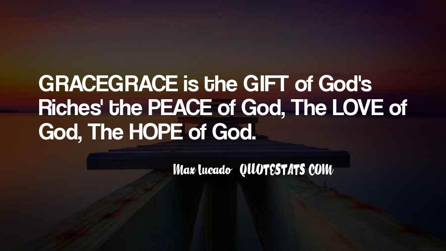 God Is Quotes #4319