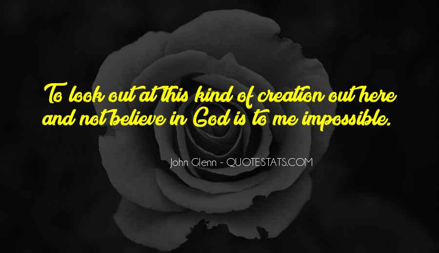 God Is Quotes #4998