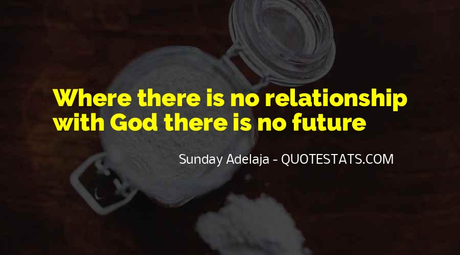 God Is Quotes #5010