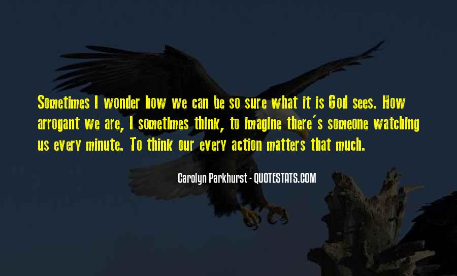 God Is Quotes #5668