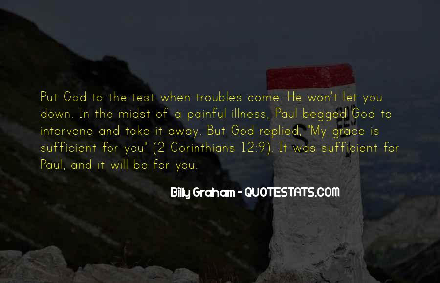 God Is Sufficient Quotes #1003408