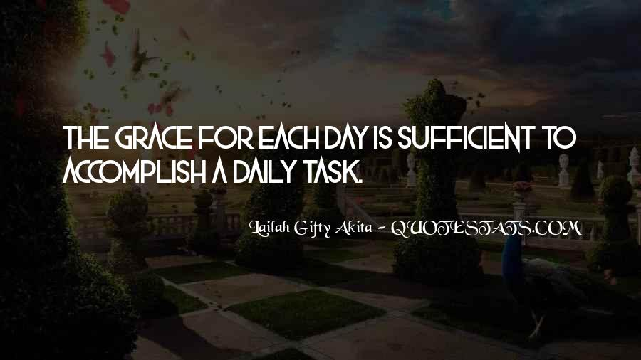 God Is Sufficient Quotes #1188993