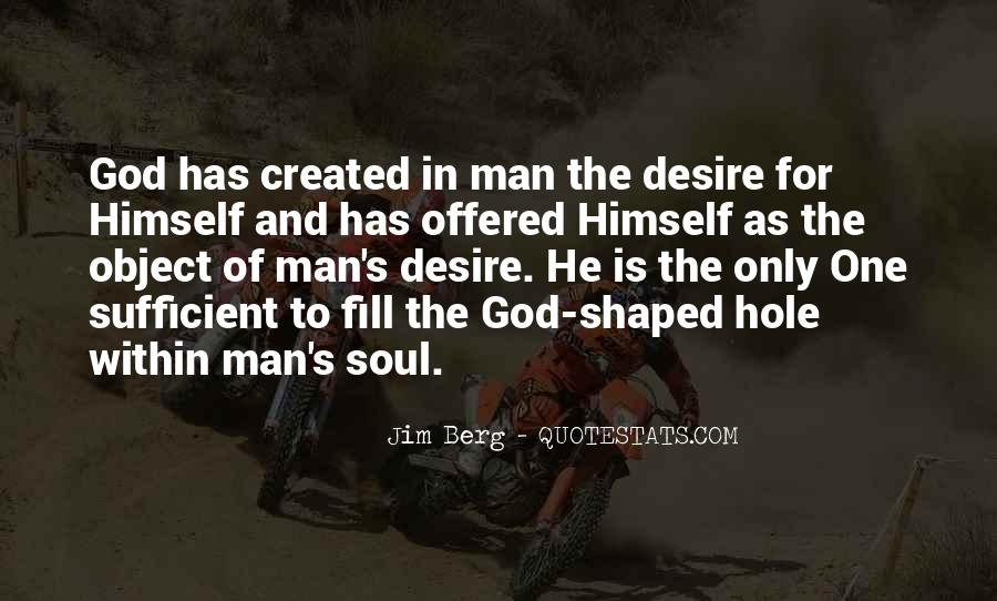 God Is Sufficient Quotes #1622507