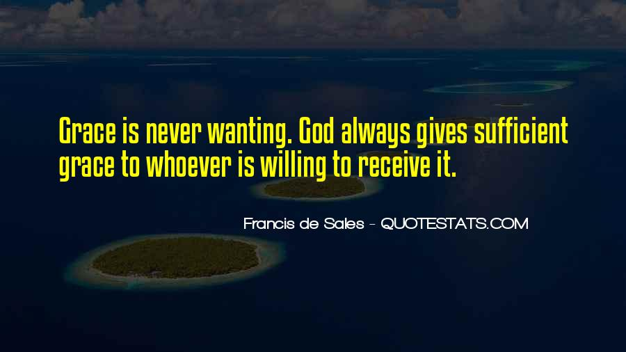 God Is Sufficient Quotes #496868