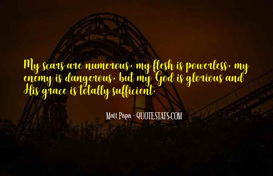 God Is Sufficient Quotes #507586